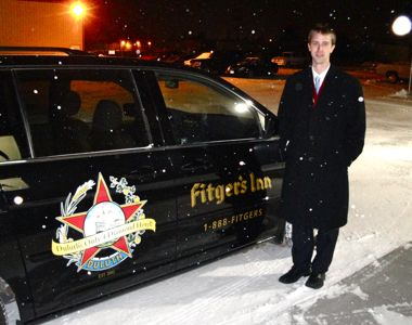 Fitgers Limo service from the FBO