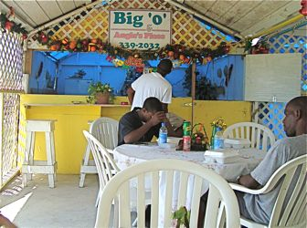 Food on Inagua