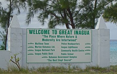 Welcome to Great Inagua