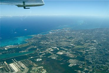 The City of Nassau in the Caribbean